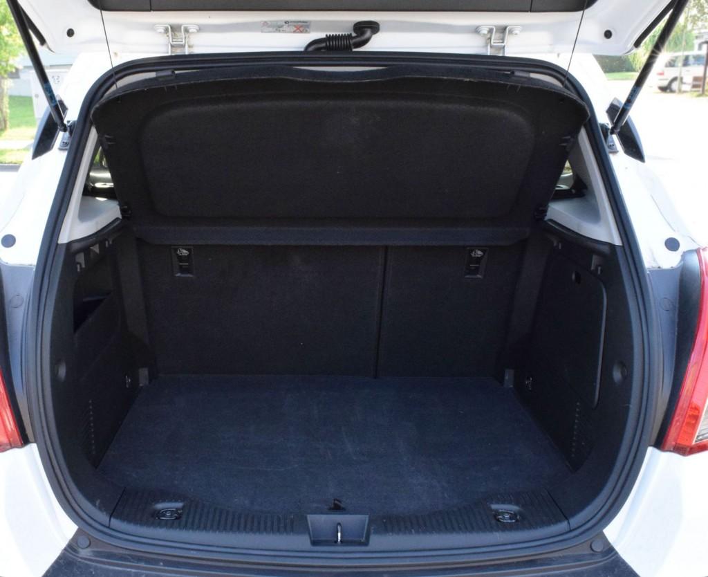Opel Mokka Kofferraum
