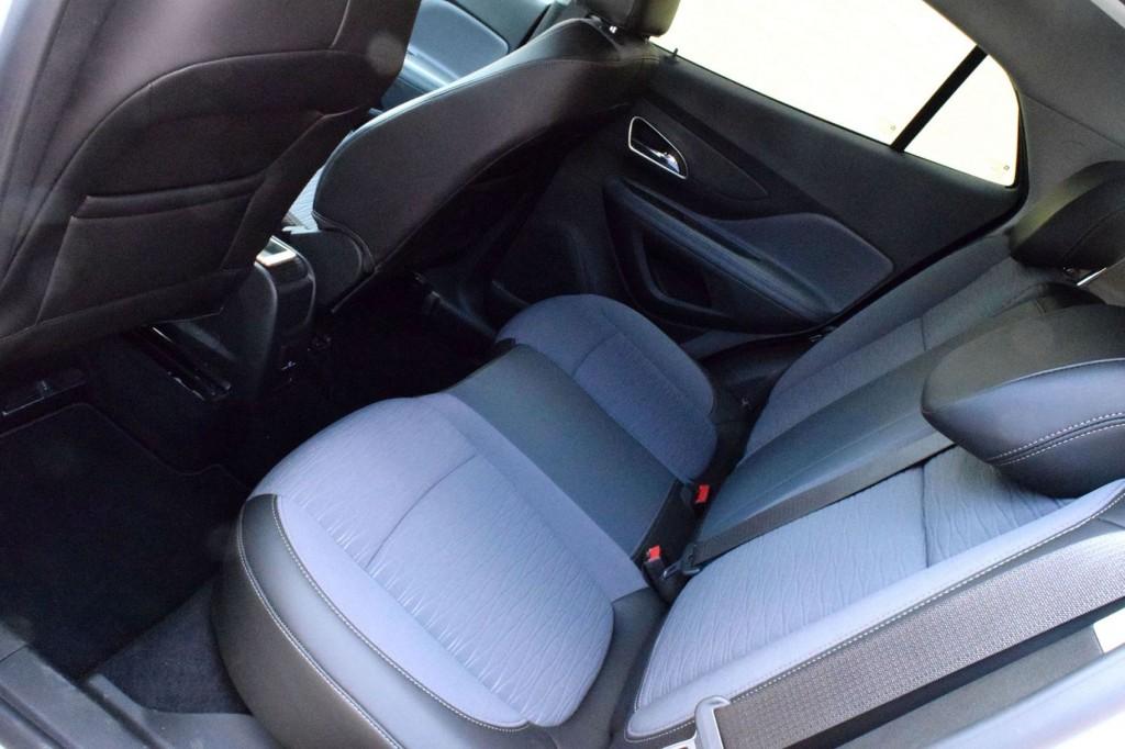 Opel Mokka Rücksitze